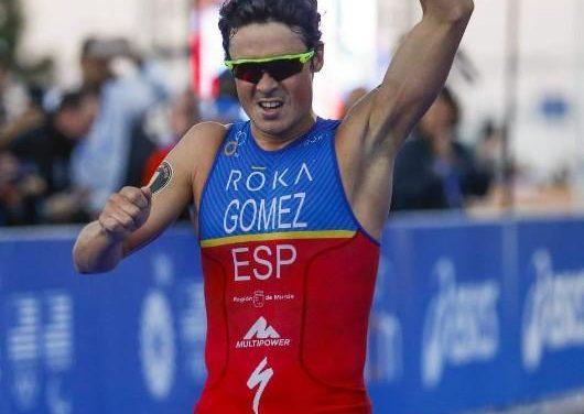 Victoria española en el campeonato mundial de triatlón