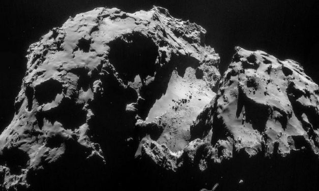 Rosetta ofrece nuevos datos