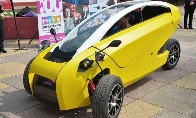 Por una conducción más verde: nuevo vehículo eléctrico en Chile