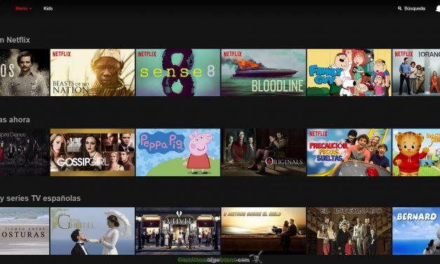 Netflix llega a España