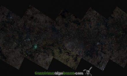 La Vía Láctea al completo