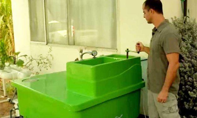 Revolucionario sistema doméstico de biogás