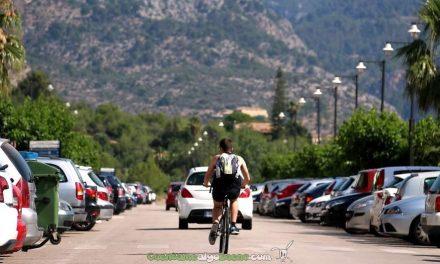 Primera ciclovía solar en España