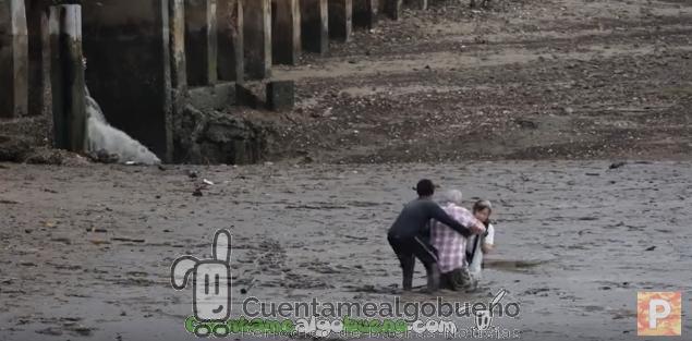 Un humilde pescador convertido en héroe