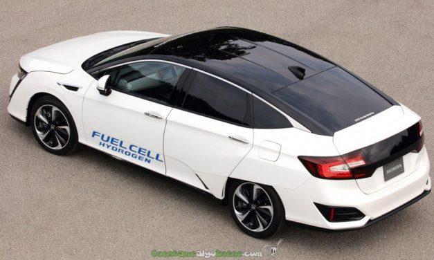 Honda lanza un coche basado en hidrogeno