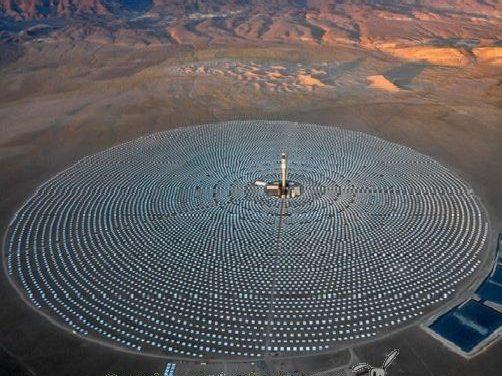 Chile construirá la planta solar más grande del planeta
