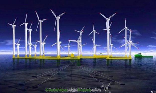 El parque eólico flotante más grande del mundo