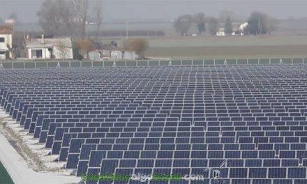 El mayor sistema de almacenamiento de energía solar