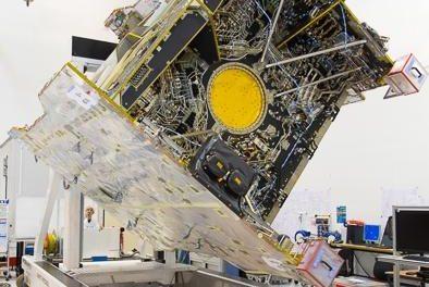 Tecnología española en el espacio