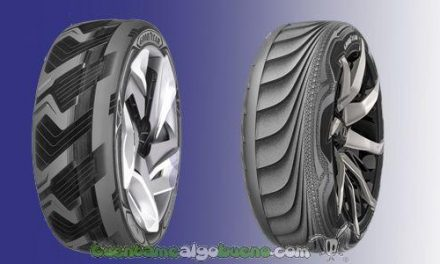 Los neumáticos del futuro