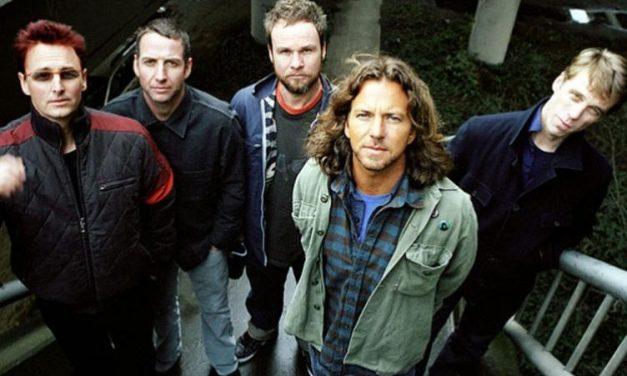 Pearl Jam y su guiño al medio ambiente