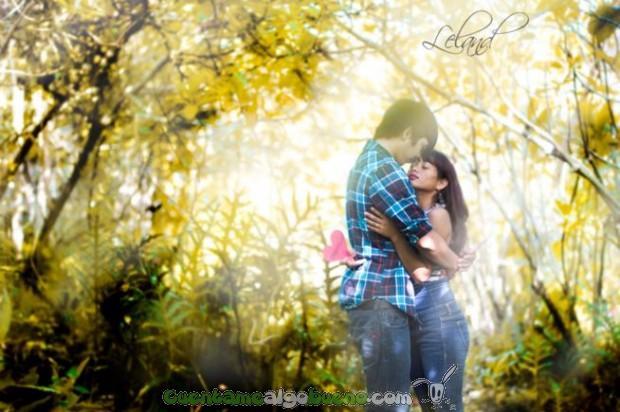 """""""Love"""" - Fotografía de Leland Francisco."""