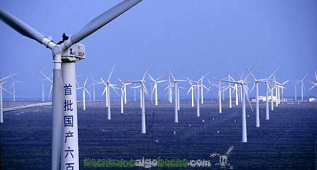 Resultado de imagen para aerogeneradores chinos