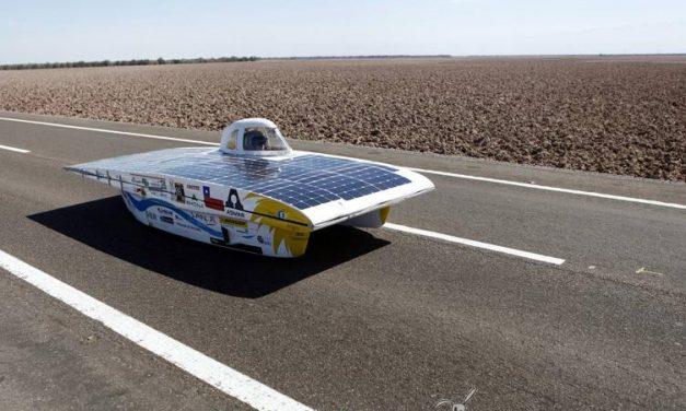 IV Edición de Rally de vehículos solares