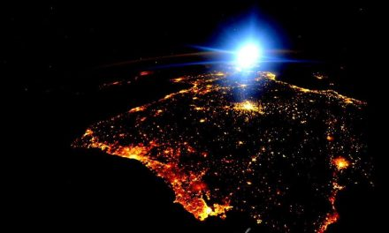 La Península Ibérica desde el espacio