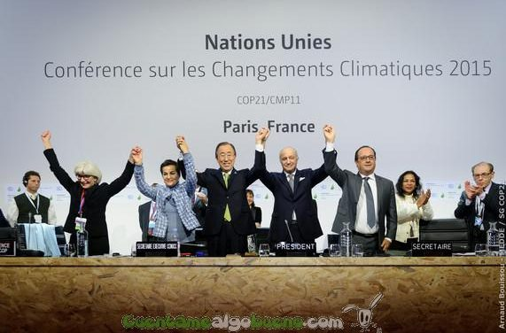 ¡Acuerdo en París!