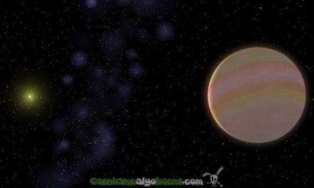 Nuevo planeta, muy similar a Júpiter