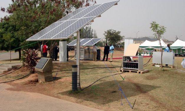Energía solar para Nigeria