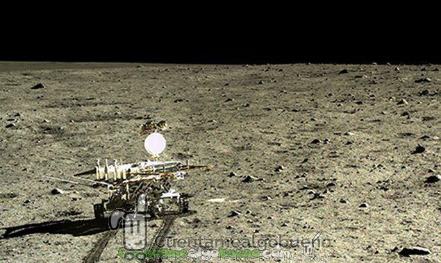 Descubren un nuevo tipo de basalto en la Luna