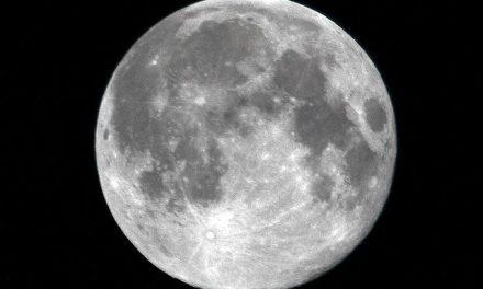 Luna llena en Nochebuena