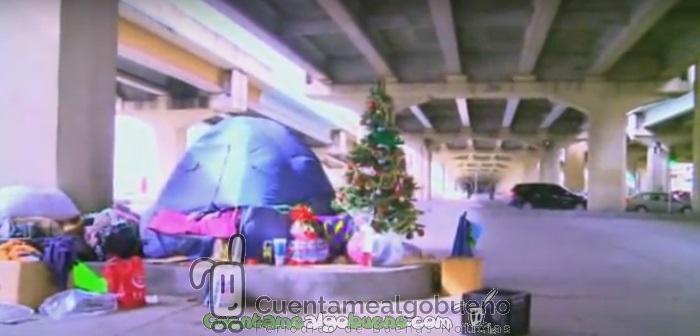 Un árbol de Navidad para Philly