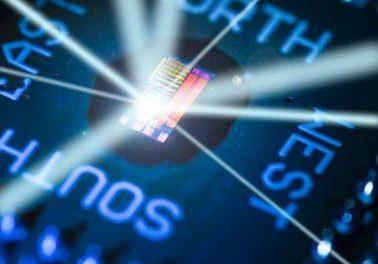 Primer procesador que usa la luz para transmitir los datos