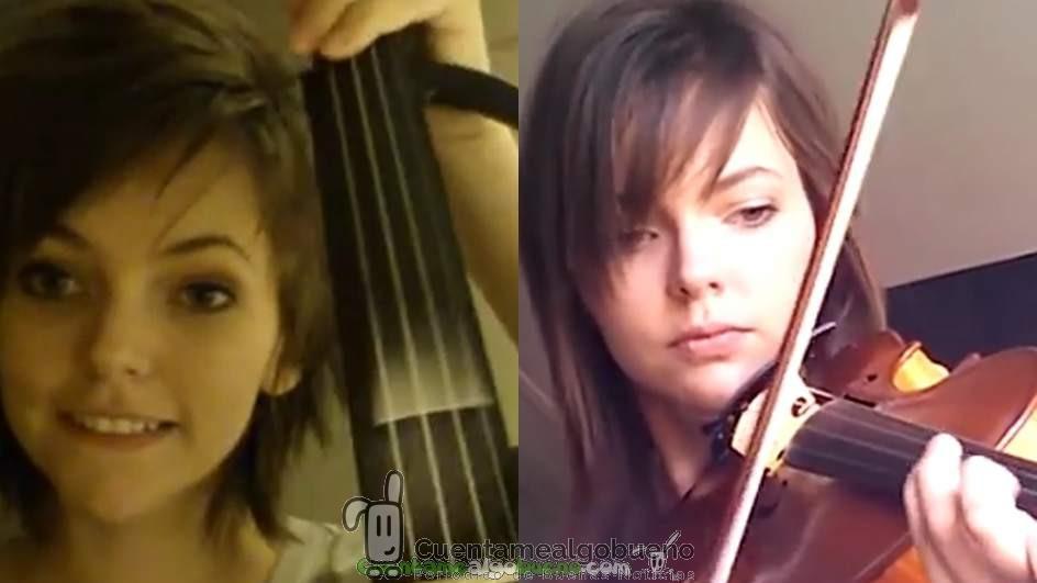 Violin Noobie, un ejemplo de constancia y voluntad