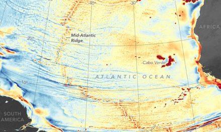 Generan el mapa del suelo oceánico más completo hasta la fecha