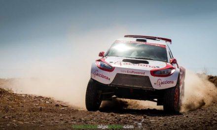 El primer vehículo 100% eléctrico triunfa en Dakar