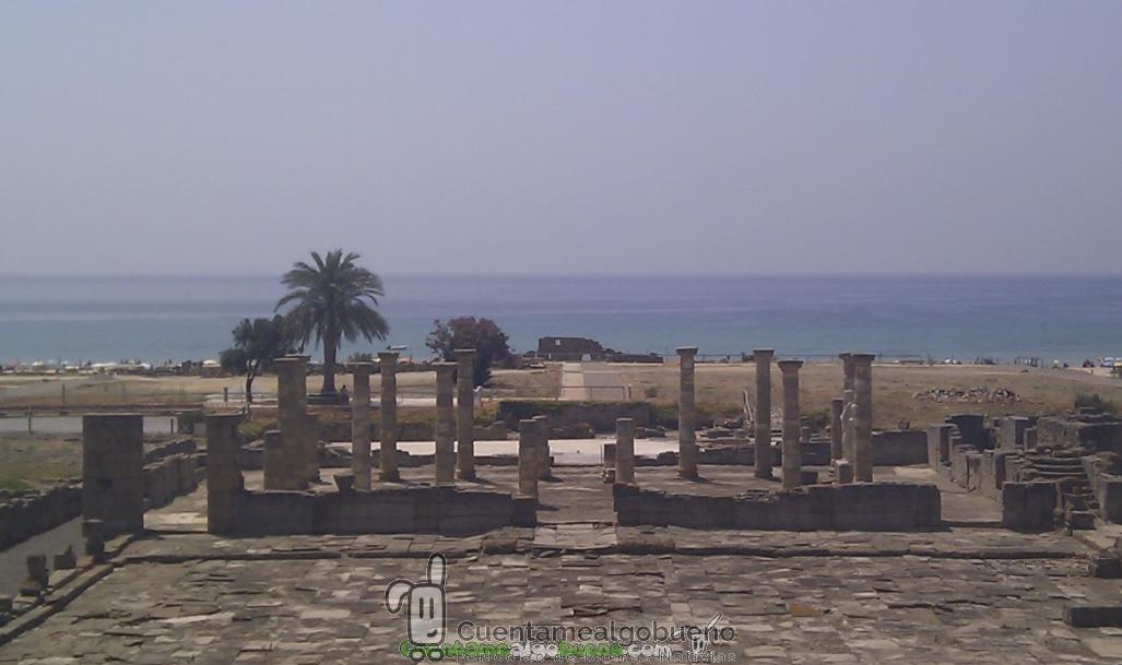 Baelo Claudia referente internacional de arqueología romana