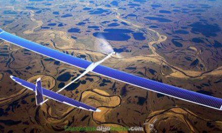 Drones solares, Internet para todos