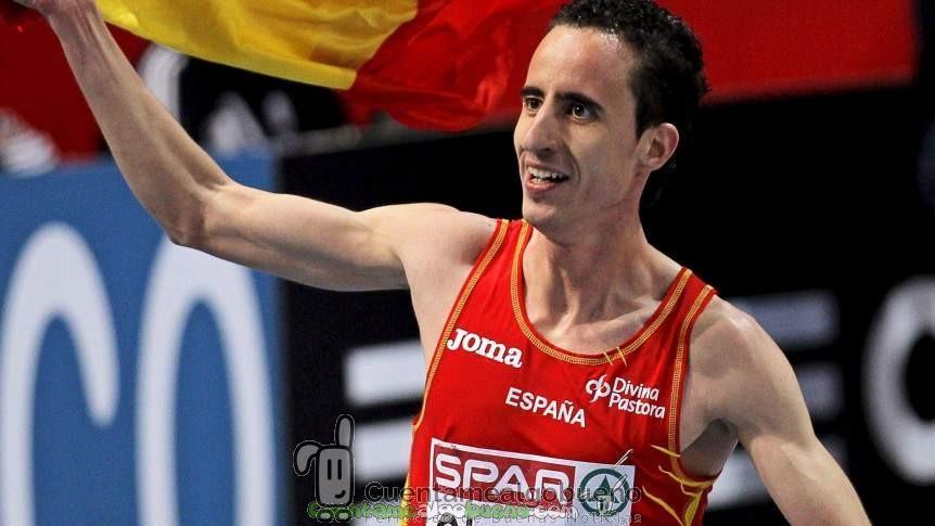 Olmedo y Alcalá clasificados para el Mundial de Atletismo