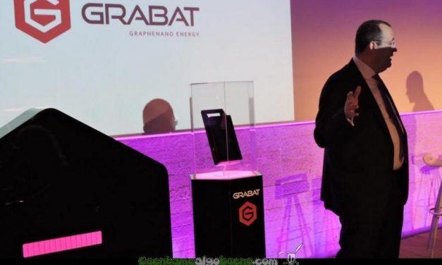 Grabat Energy lanza sus baterías de grafeno