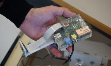 Sistema sensor para la detección de gases peligrosos