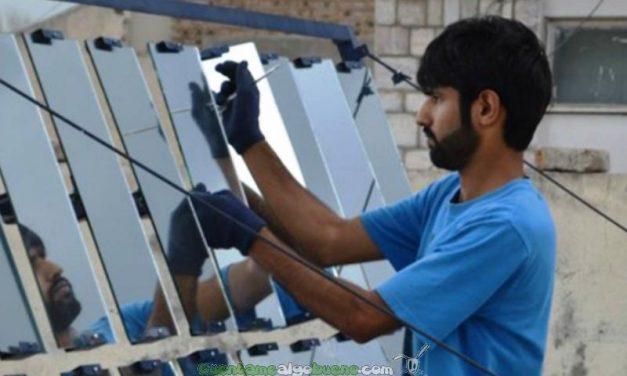 Paneles solares DIY