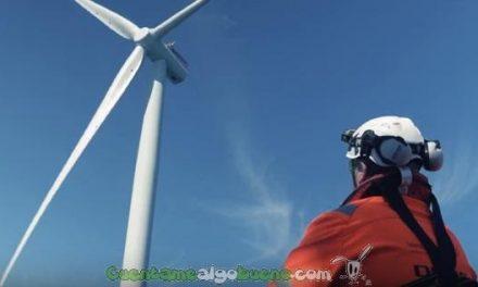 El parque eólico marino más grande del mundo