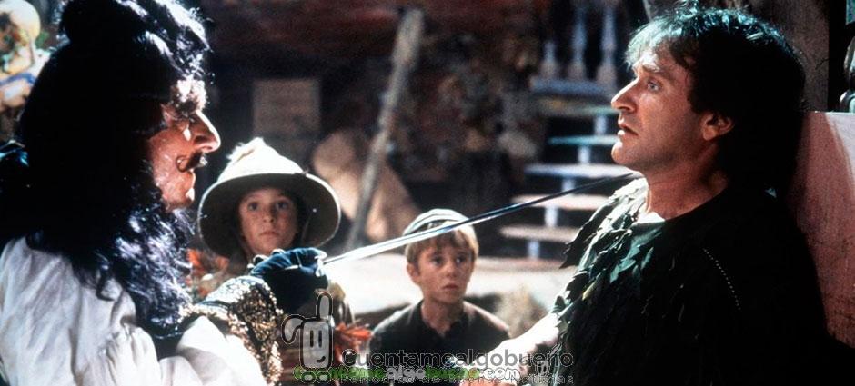 Hook, el capitán Garfio