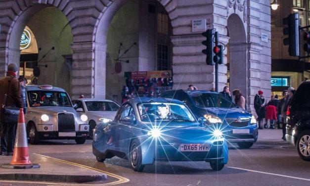 Diseñan un coche con batería de hidrógeno y menos emisiones de CO2