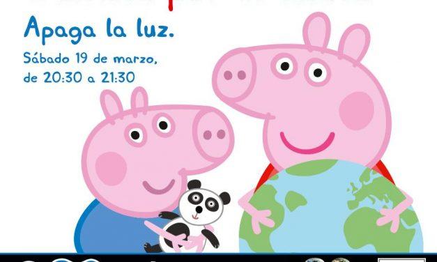 Peppa Pig y la lucha contra el cambio climático