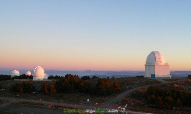 El observatorio astronómico de Calar Alto de Almería abrirá al público