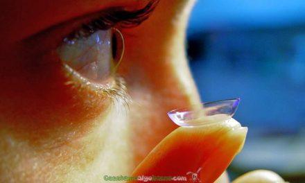 Nueva lente de contacto que frena la miopía