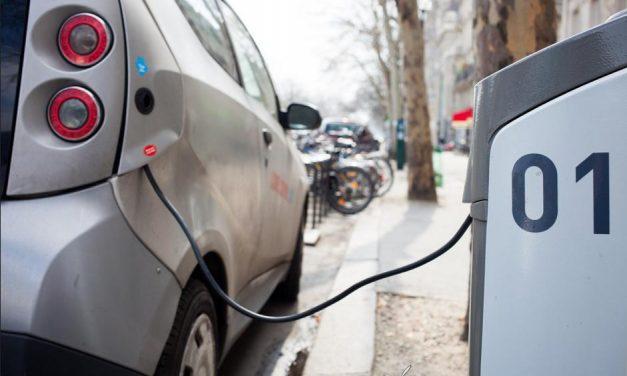 Las ventas de vehículos eléctricos se duplican en Europa