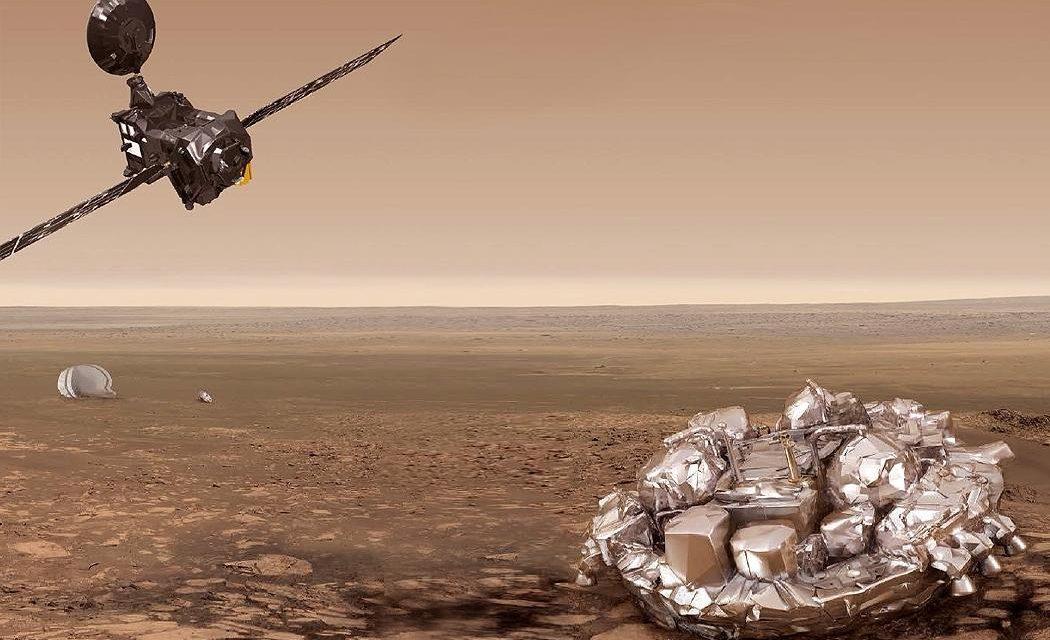 ExoMars despega con éxito rumbo a Marte