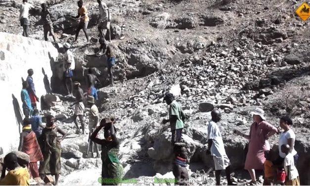 Charly Sinewan propone construir una presa en Kenia