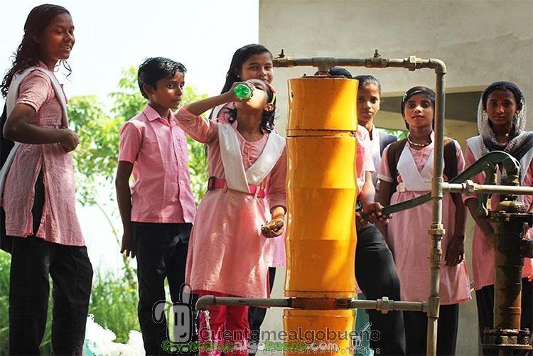 Agua potable y accesible