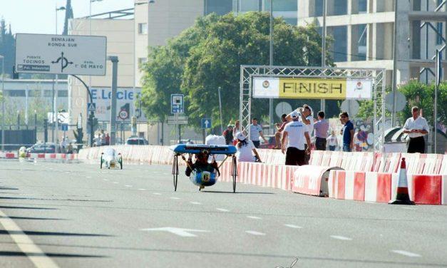 Nuevo vehículo eléctrico para la Shell Eco-marathon
