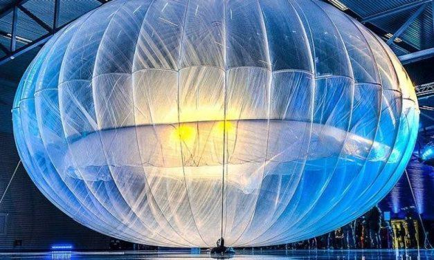 Arranca el proyecto Loon de Google
