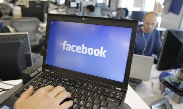 Facebook para invidentes