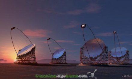 La isla de La Palma contará con cuatro nuevos telescopios