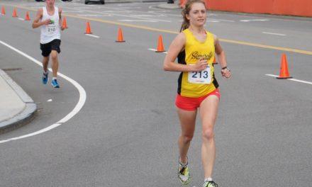 Correr aumenta la densidad de los huesos
